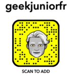 SnapCode GeekJunior