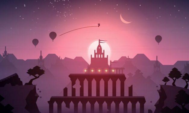 Le jeu mobile du jour : Alto's Odyssey sur ton iPhone et iPad