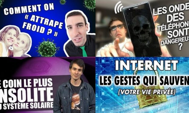 Apprendre avec YouTube #65 : Dr Nozman, Max Bird, Le Tatou, Poisson Fécond…