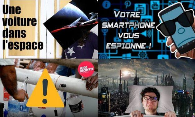 Apprendre avec YouTube #66 : Science étonnante, L'Esprit Sorcier, Hugo Décrypte…