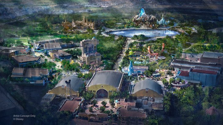 Les univers Star Wars et Marvel à Disneyland Paris, c'est officiel !