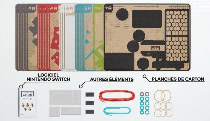 Kit Nintendo Labo