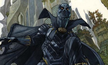 La BD du week-end : Je suis Black Panther, une anthologie Marvel