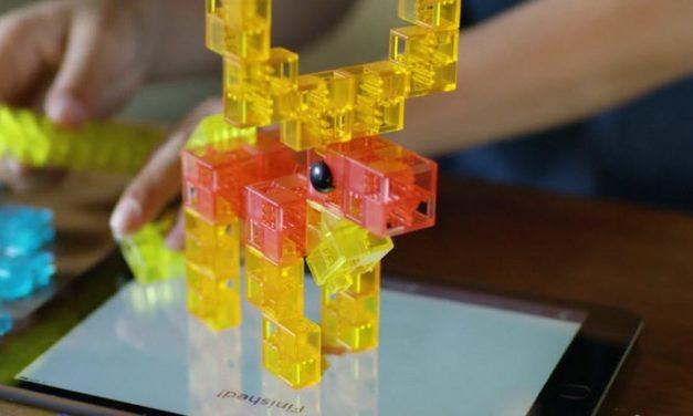 Koov, l'initiation au code informatique et à la robotique par Sony