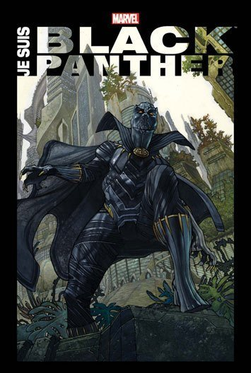 Je suis Black Panther - Marvel