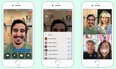 Dans Messenger, ajouter des amis à un appel audio/vidéo devient plus simple