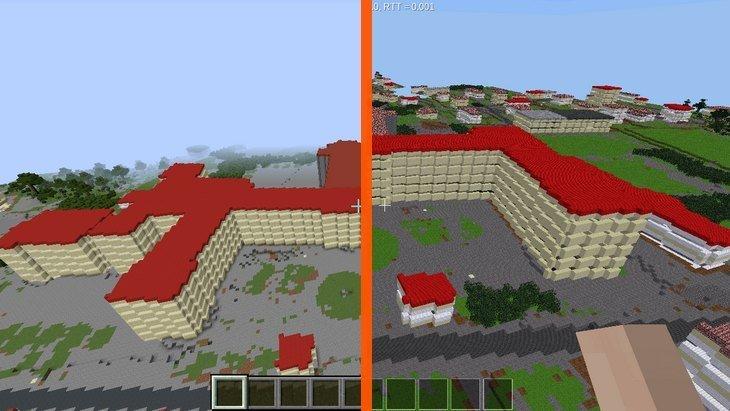 Convertir un monde Minecraft en Monde Minetest - Geek Junior -