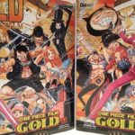 One Piece Gold : après le film, l'anime comics en 2 tomes