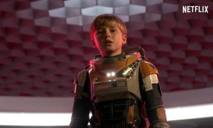 La série Perdus dans l'espace disponible sur Netflix !