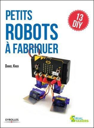 Petits robots à fabriquer - couverture
