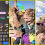 Snapchat ajoute les GIFs de Giphy dans son application