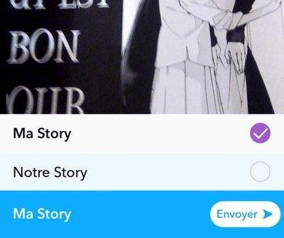snapchat ma story