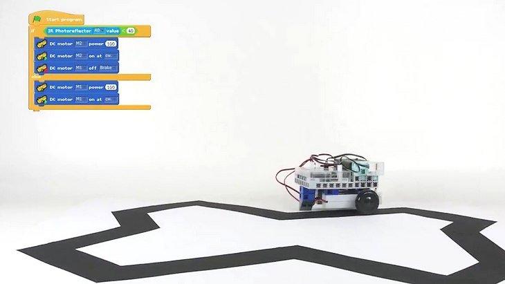 On a testé le kit robotique éducation de Speechi