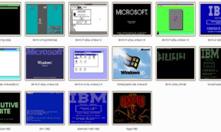 Il y a 33 ans : Windows 1.0 ! Découvre les premières versions de Windows