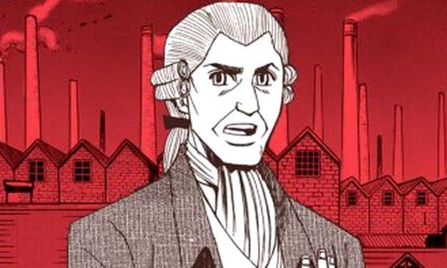 «La richesse des nations» d'Adam Smith, c'est aussi un manga !