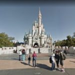 11 parcs Disney à visiter via Google Maps !