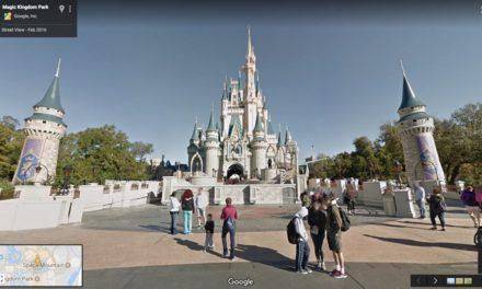 11 parcs Disney à visiter via Google Maps !