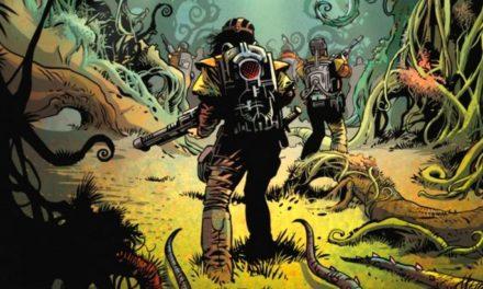 La BD du week-end #29 : Exilium (Tome 1), une trilogie SF qui commence bien