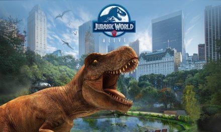 Jurassic World: Alive, le jeu mobile pour chasser les T-Rex en réalité augmentée