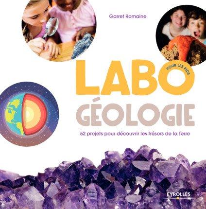 Labo Géologie - couverture