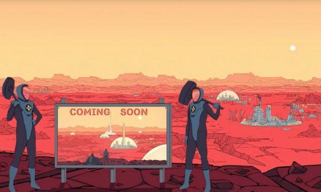Avec le jeu vidéo Surviving Mars, pars coloniser la planète rouge !
