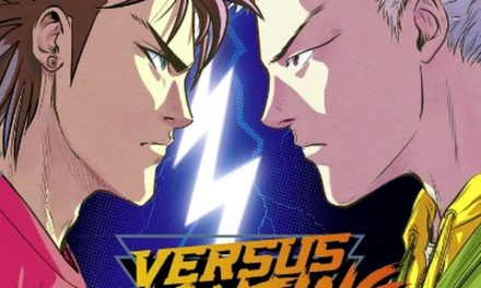 Versus fighting story : un premier manga sur le esport à ne pas rater