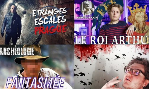 Apprendre avec YouTube #76 : Balade Mentale, Poisson Fécond, Axolot, Passé Sauvage…