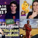 Apprendre avec YouTube #73 : Dirty Biology, Le Tatou, Elles Comme Linguistes, Hugo Décrypte