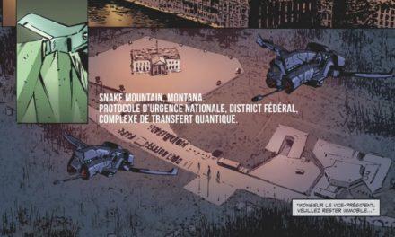 La BD du week-end #32 : Archangel, un comics cyberpunk de William Gibson !