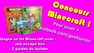 concours minecraft