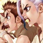 Sortie manga : Dr. Stone, le cours de survie en mode Shônen