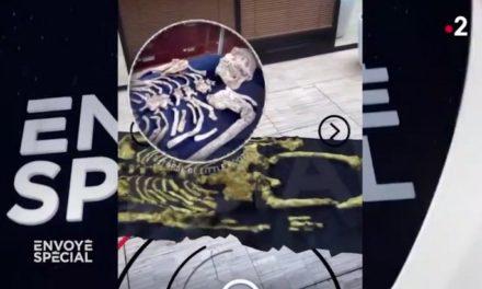 Le berceau de l'humanité en 3D dans ton salon avec «Envoyé spécial»
