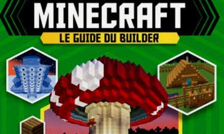 404 Éditions sort deux guides du builder Minecraft : à toi les constructions incroyables !