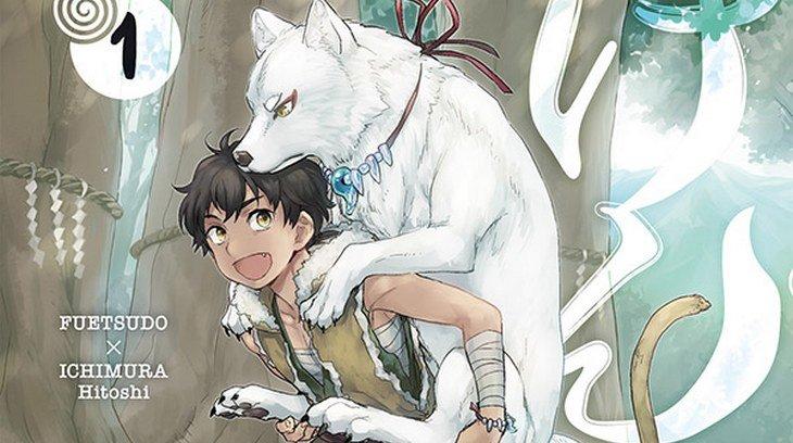 Sortie manga : Ken'en, Comme chien et singe (tome 1)