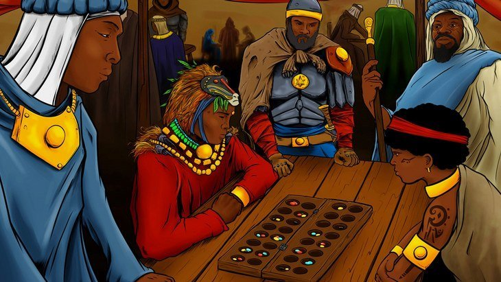 Kissoro Tribal Game : un jeu traditionnel africain en version mobile (App Store, Google Play)