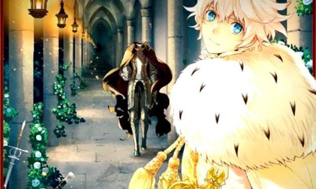 Sortie manga : Les 7 princes – Le chevalier du corridor éternel