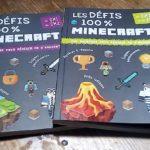 Les défis 100 % Minecraft : des défis de maths et de logique pour réviser