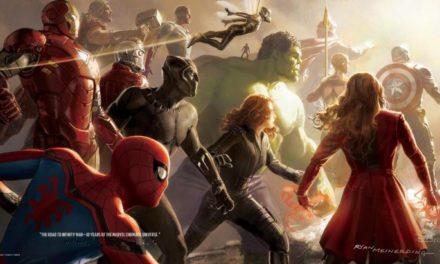 Découvre les super-héros de Avengers: Infinity War en 22 affiches !