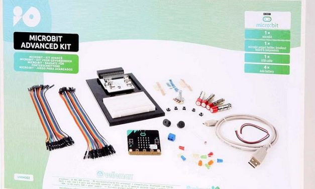 Unboxing du Microbit Advanced Kit VMM002