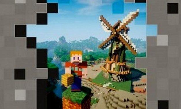 Sortie du «Guide de la construction Minecraft» aux éditions 404