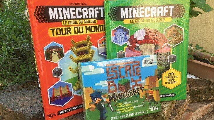 Jeu concours spécial Minecraft !