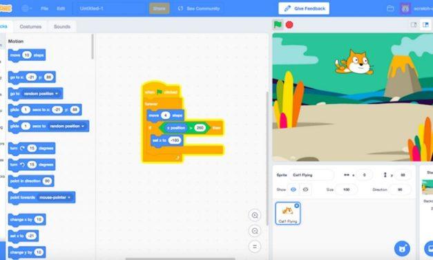 Scratch 3.0 se teste enfin dans une preview