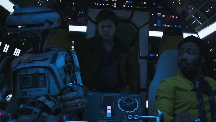 «Solo : A Star Wars Story» se montre enfin dans un vrai trailer