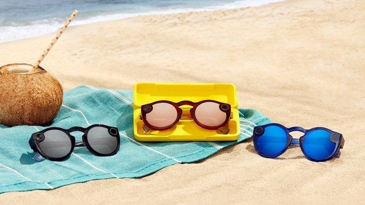 Nouveautés Snapchat : Snappables et de nouvelles Spectacles !
