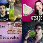 Apprendre avec YouTube #78 : Nota Bene, Balade Mentale, Dr Nozman, Poisson Fécond, La Prof…