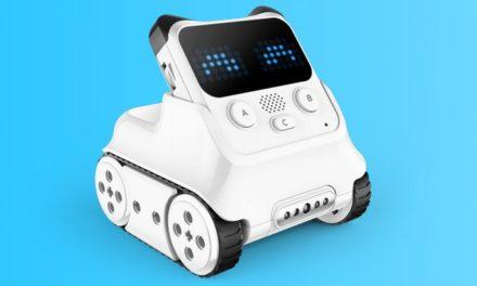 A la découverte du robot Codey Rocky de chez Makeblock !