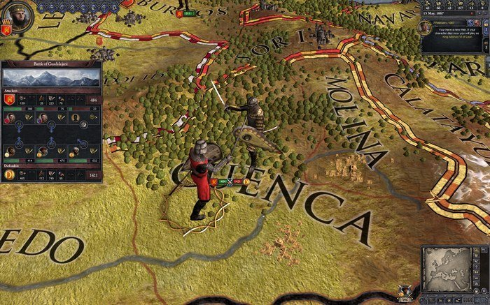 crusader kings 2 bataille
