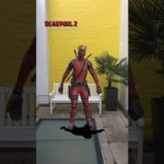 Deadpool s'invite dans Snapchat !