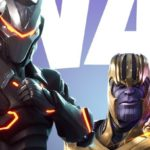 Thanos s'invite dans Fortnite Battle Royale à partir du 8 mai !