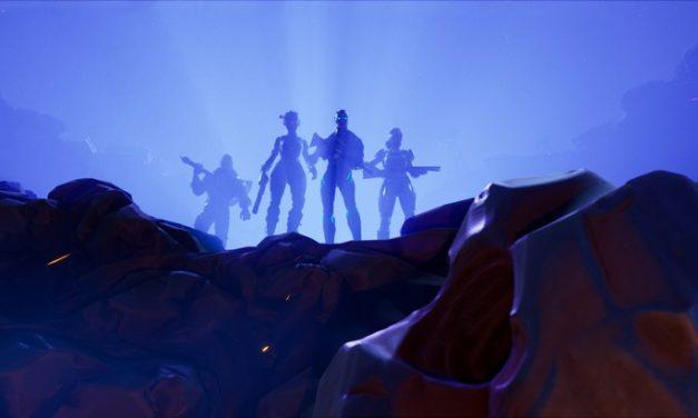 La Saison 4 de Fortnite Battle Royale se lance avec l'arrivée d'une météorite !
